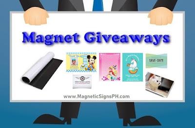 Magnet Giveaways