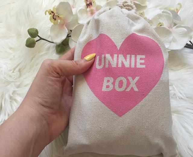 La Chewy Candy Pouch d'Unnie Box ♡ : Une box 100 % made in Korea pour les gourmands !
