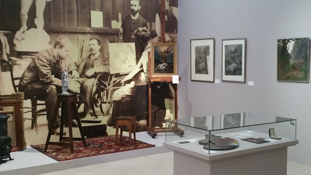 Exposition Emile Friant au Mban_souliervertblog