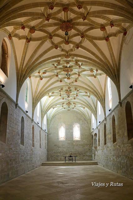 Refectorio del Monasterio de Veruela