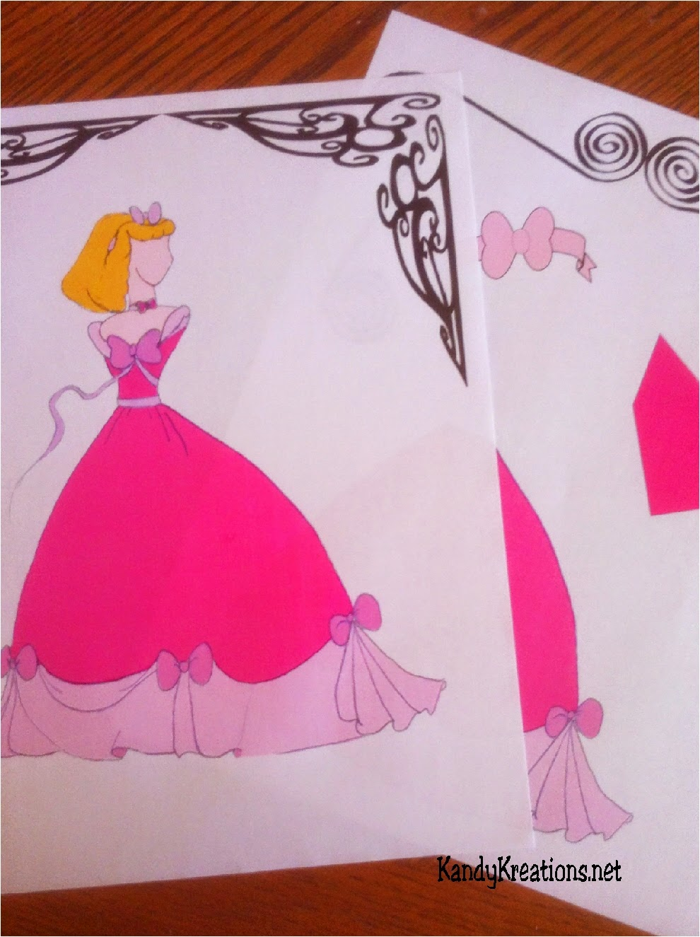 Cinderellas dress pattern book