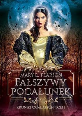 """""""Fałszywy pocałunek"""" Mary E. Pearsen"""
