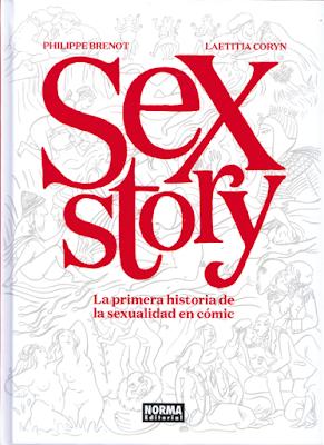 ex Story de Philippe Breton y Laetitia Coryn, edita Norma Editorial portada