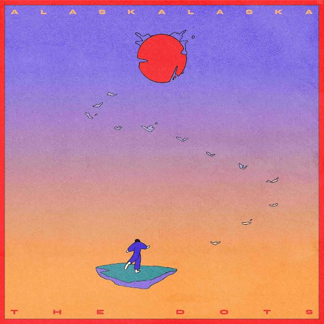 Les londoniens de Alaskalaska sortent The Dots, leur premier album
