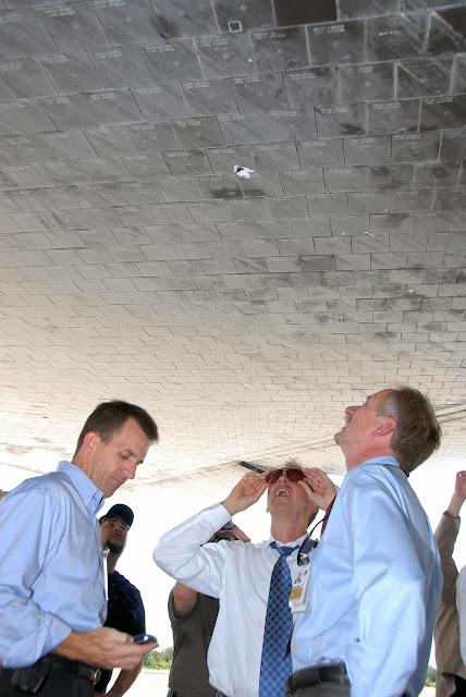 Gerstenmaier Space Shuttle Endeavour space.filminspector.com