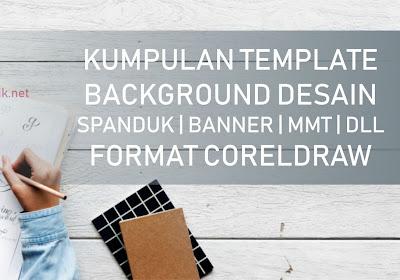 Kumpulan Background Desain Motif Abstrak, Cocok untuk Spanduk, Banner, Baliho dan X-Banner