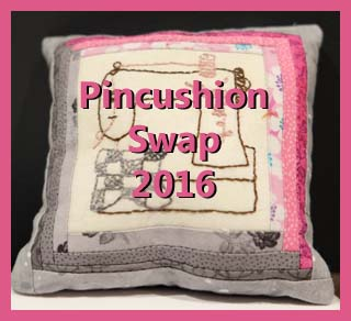 Bea's pincushion swap