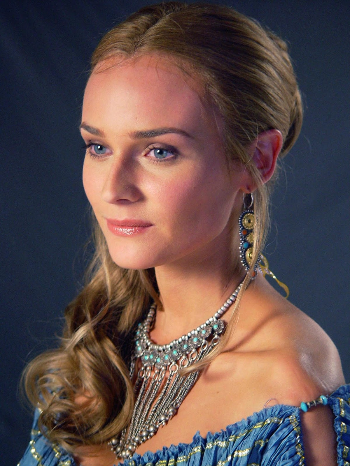 Celebrities, Movies and Games: Diane Kruger as Helen ...