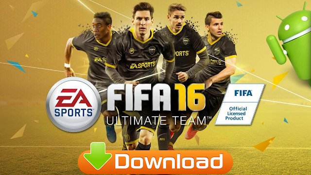 Download FIFA 16 MOD 2018 Android