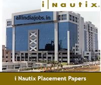 iNautix Technologies Placement Papers