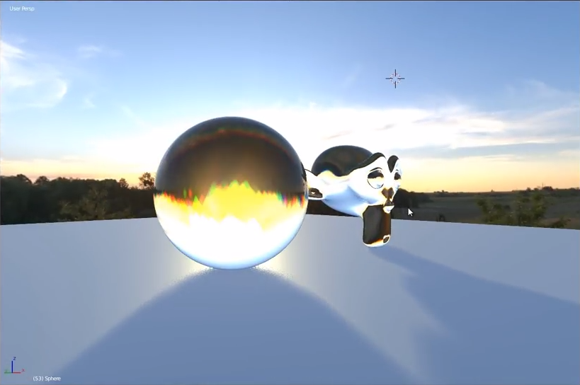 Creating Glass Dispersion Shader with Eevee in Blender   CG