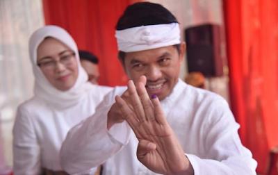 Dedi Mulyadi Nilai Berakhirnya Tren Politik Citra Menuju Politik Gerilya Teritorial