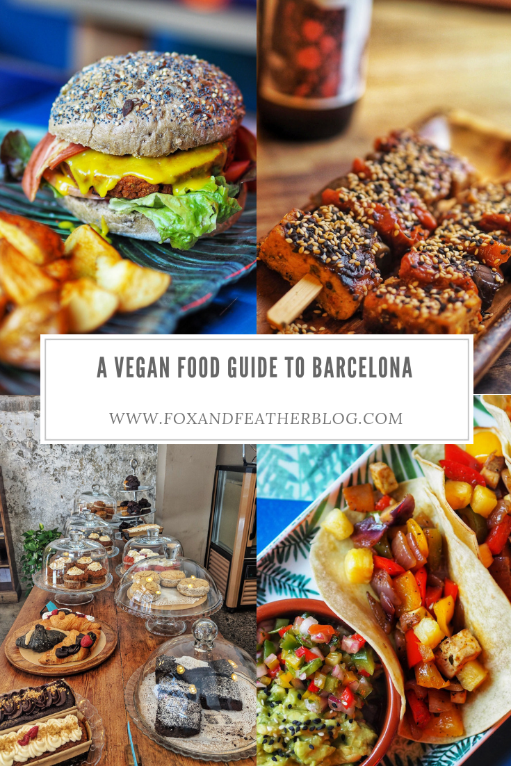 A Vegan Food Guide To Barcelona