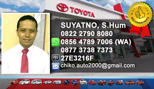 Toyota Majalengka, Jawa Barat