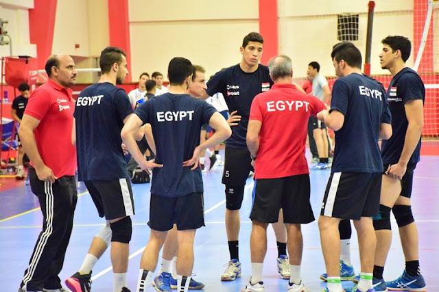 اون سبورت | نتيجة مصر و الصين كره الطائرة الدور الثاني وترتيب مصر في بطولة كأس العالم للطائرة تحت سن 23  بعد مباراة الصين ترقبو موعد مباراة مصر واليابان 25/8