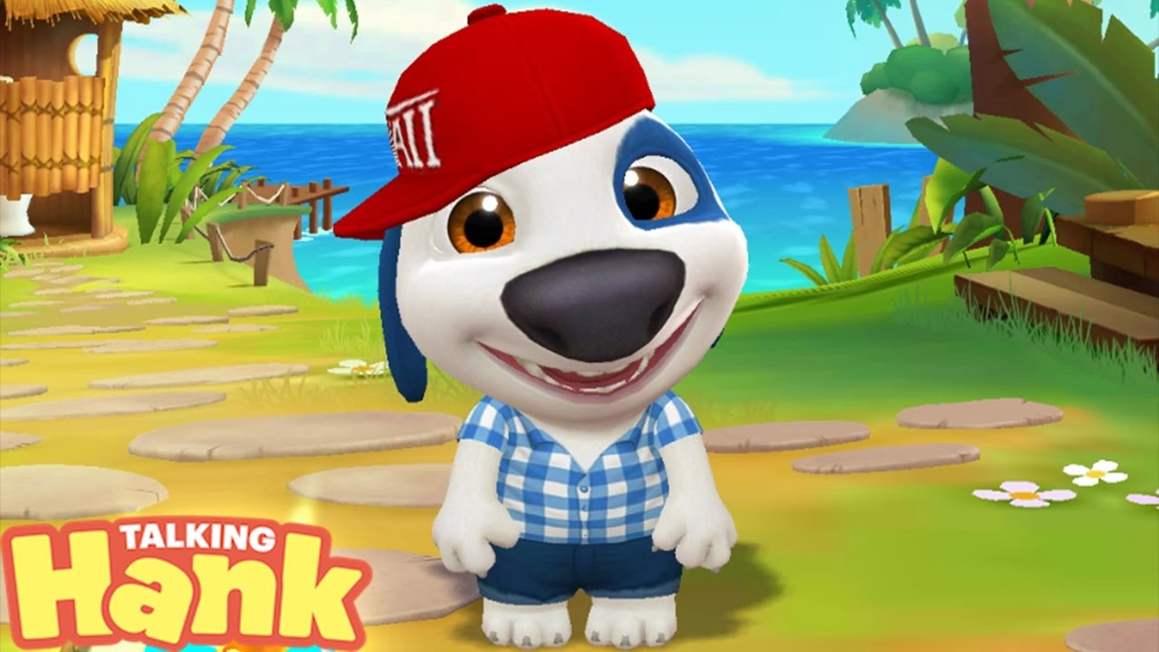 my talking hank mod apk unlimited coins and gems