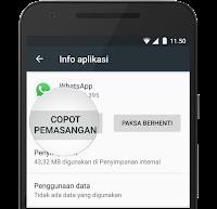 Tutorial Cara Memasang Ulang Whatsapp di Android