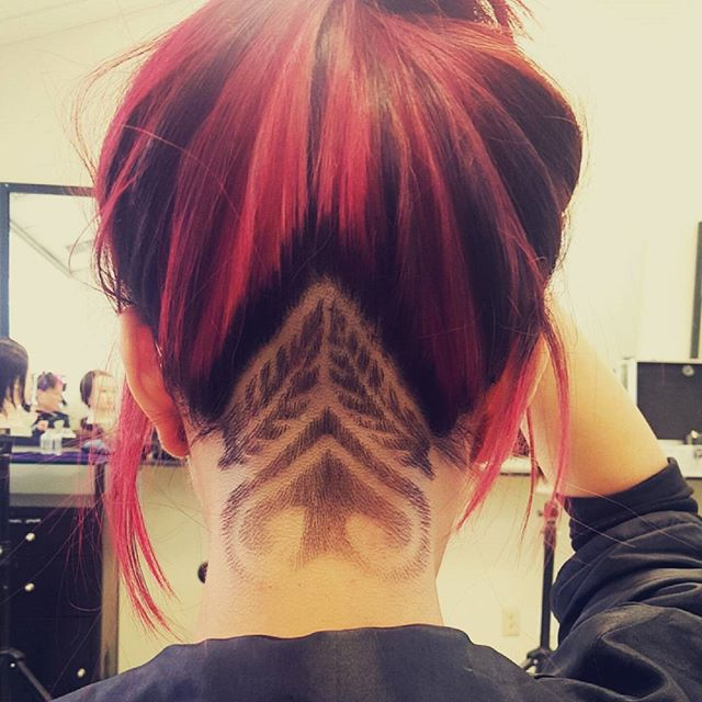 Astonishing Hidden Hair Tattoo Ideas The Haircut Web