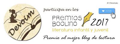 Devoim participa en los Premios Boolino 2017