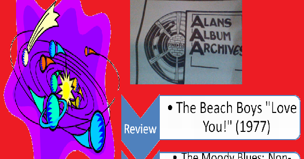 Alan's Album Archives: The Moody Blues - Non-Album Recordings Part