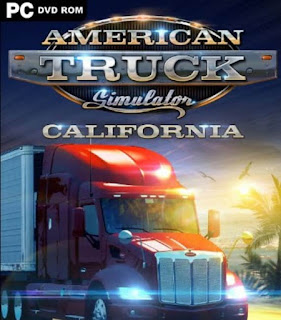 American Truck Simulator 2015 Game Free Download