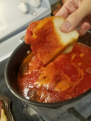 Traditional Italian Sunday Sauce Recipe