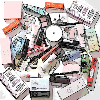 BEAUTYASTI1 BEAUTY HAUL OCTOBER 2015
