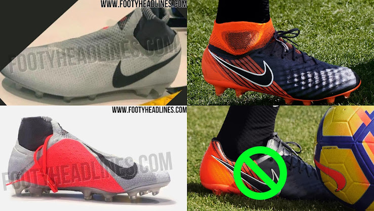 59b241c17e09 There will be only one high-end version of the all-new Nike Phantom VSN football  boots, we can exclusively reveal. The Nike Phantom Vision 2018 soccer ...