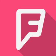 foursquare shadow icon