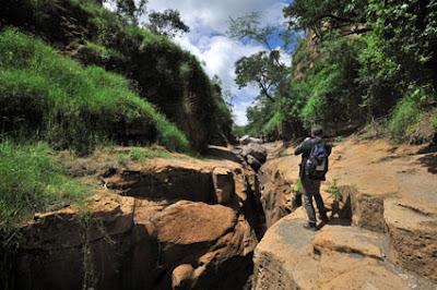 Entre montañas, lagos y ríos: descubre la Kenia más desconocida
