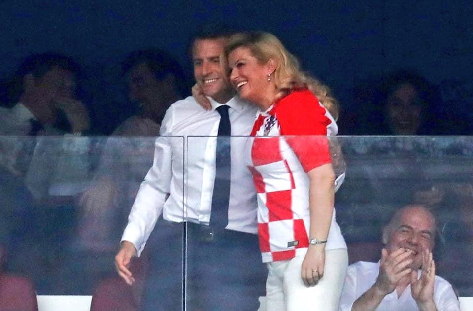 Meet Kolinda Grabar Kitarovic, Beautiful Croatian President