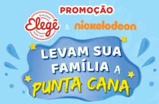 Cadastrar Promoção Levem Sua Família a Punta Cana Elegê Bob Esponja