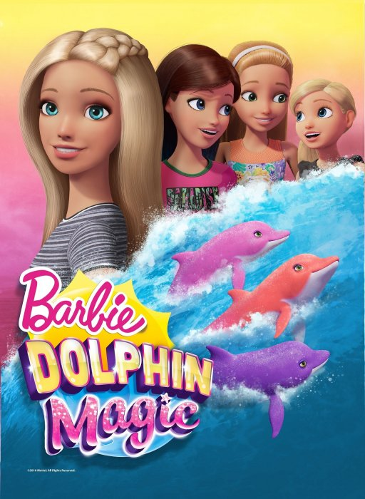 Barbie și Delfinul Magic Online Dublat In Romana