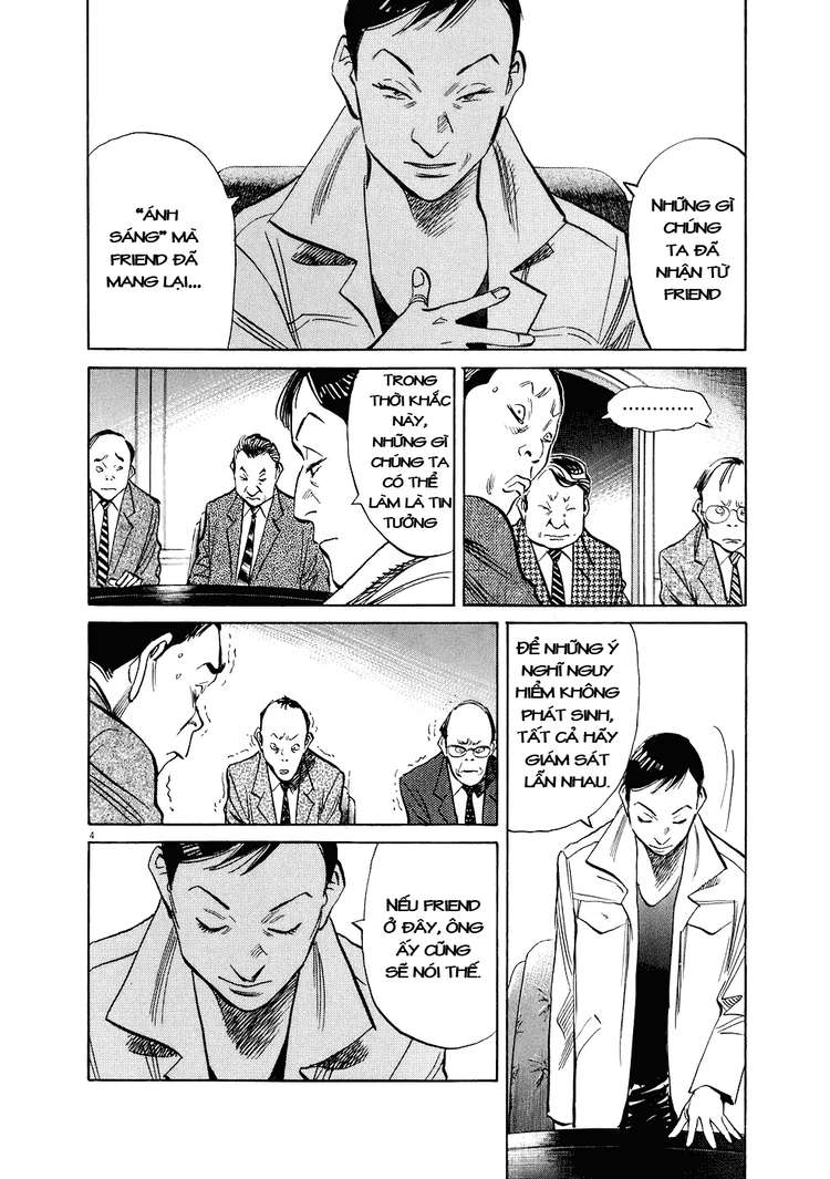 20th Century Boys chapter 240 trang 9