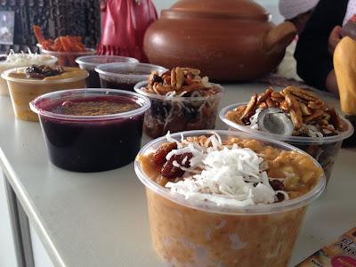 Jesus Augusto Sarcos Romero: Tour gastronómico por Perú