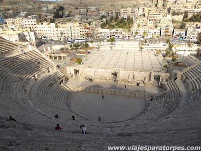 Viaje a Jordania, 2º parte.Que ver en Ammán