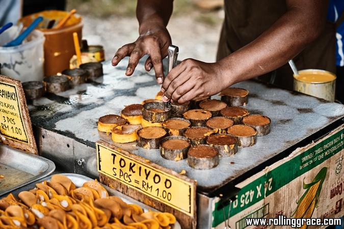 List of Pasar Malam in kuala lumpur