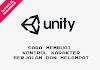 Cara Membuat Kontrol Karakter Pada Unity Untuk Game Android dan Desktop