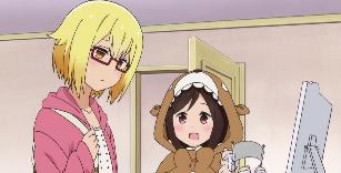 Hitoribocchi no Marumaru Seikatsu – Episodio 03