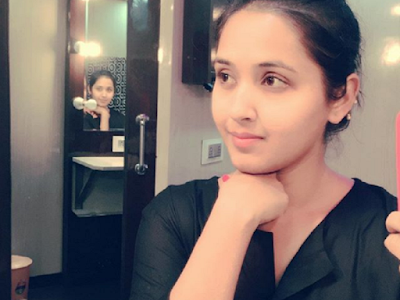 Kajal Raghwani without makeup Photo