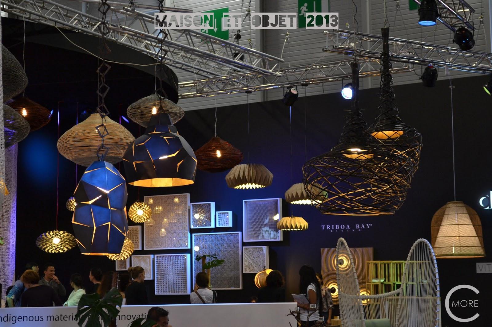 c more interieuradvies blog interior and design blog highlights maison et objet 2013 by c more. Black Bedroom Furniture Sets. Home Design Ideas