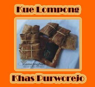 Kue Lompong Jajanan Khas Kabupaten Purworejo