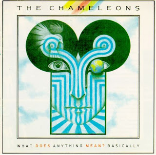 The Chameleons - What Does Anything Mean? Basically