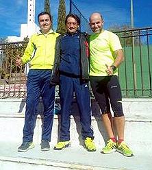 Atletismo Aranjuez - Moratalaz