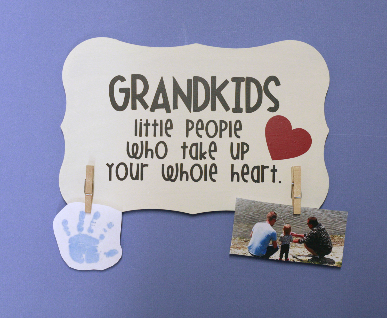 Ben franklin crafts and frame shop grandparents day make for Make it take it crafts