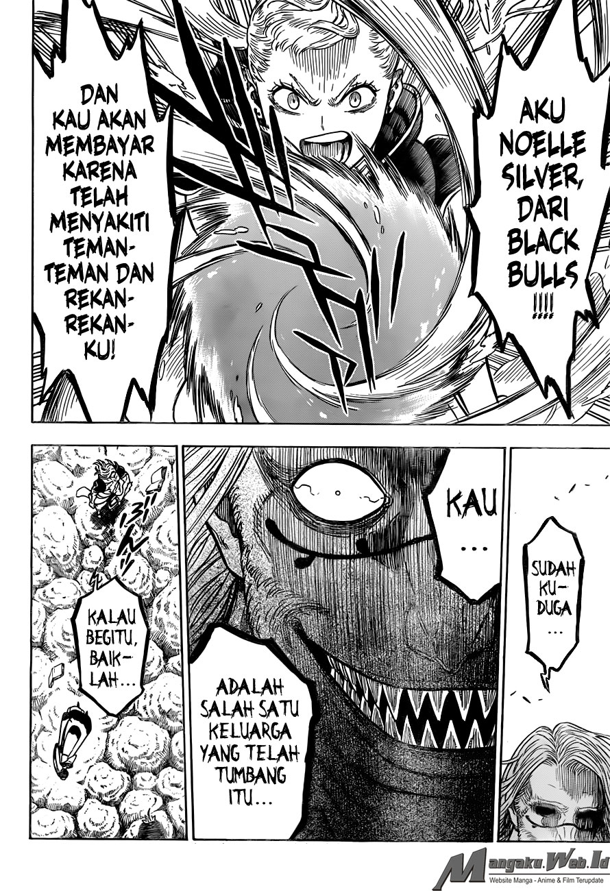 Black Clover Chapter 68 Kebangkitan