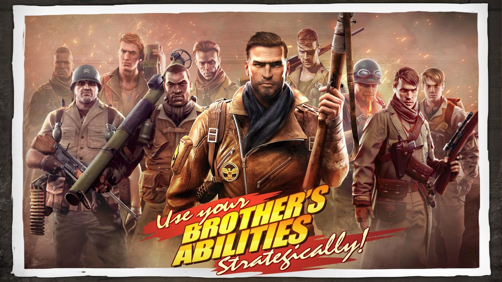 Brothers in Arms 3 MOD APK+DATA