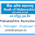 Bank of Maharashtra Recruitment 2017 for 110 Chartered Accountant & Other Posts