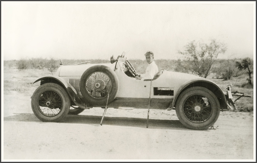 motor life.blog: 1920-1 Kissel Gold Bug