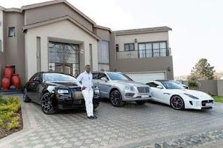 Zambian Prophet, Shepherd Bushiri Acquires A New $12million Mansion (PHOTOS)
